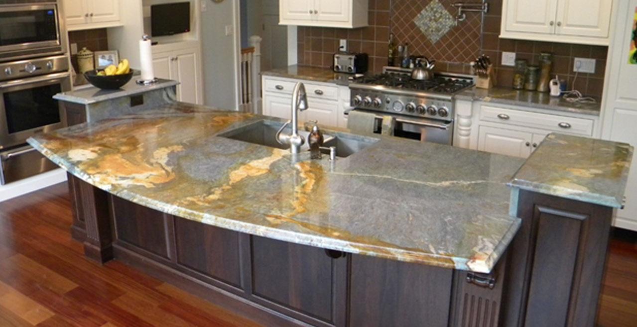 Quartz Countertops Vs Granite : Countertop for kitchens granite vs quartz reflect house